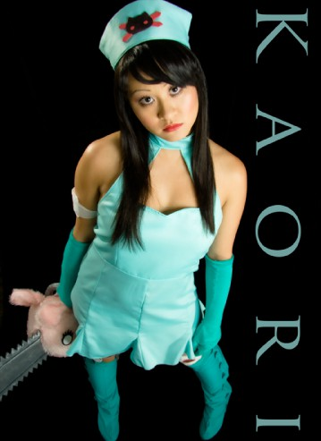 Kaori the Nurse from Pure Trance